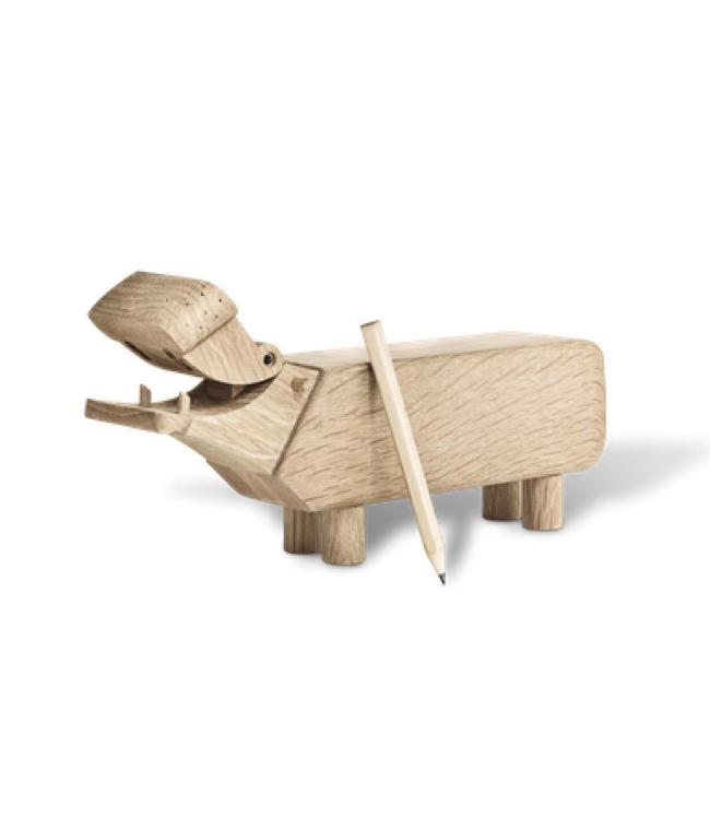 Kay Bojesen Houten Nijlpaard