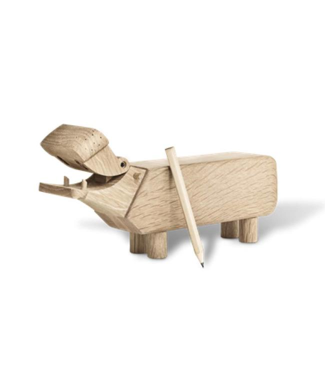 Kay Bojesen Wooden Hippo