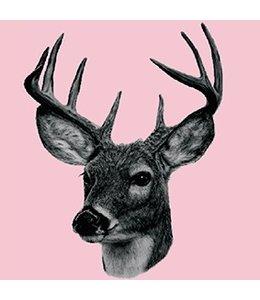 Tile Junkie Tile Sticker Deer   Transparent