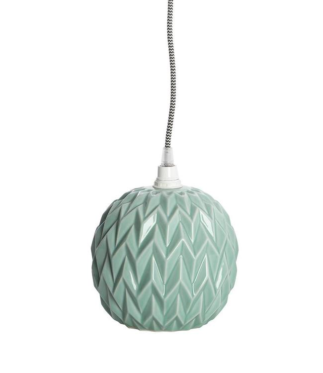 House Doctor Lamp Shade Design | Mint green