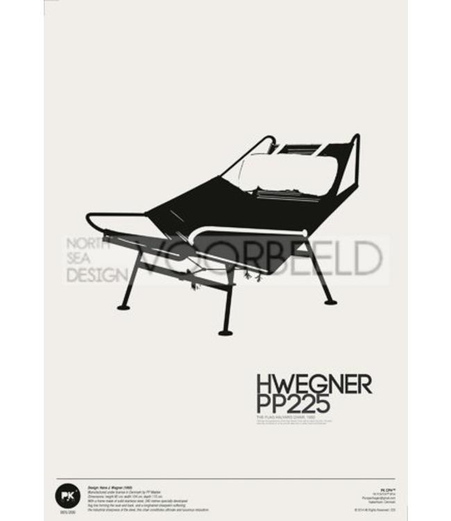 Pk Posters™ Poster PP225 | Hans Wegner