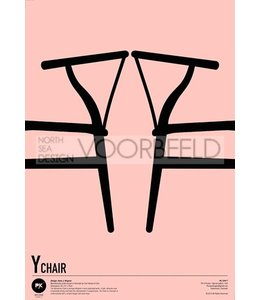 Pk Posters™ Poster Wishbone Chairs
