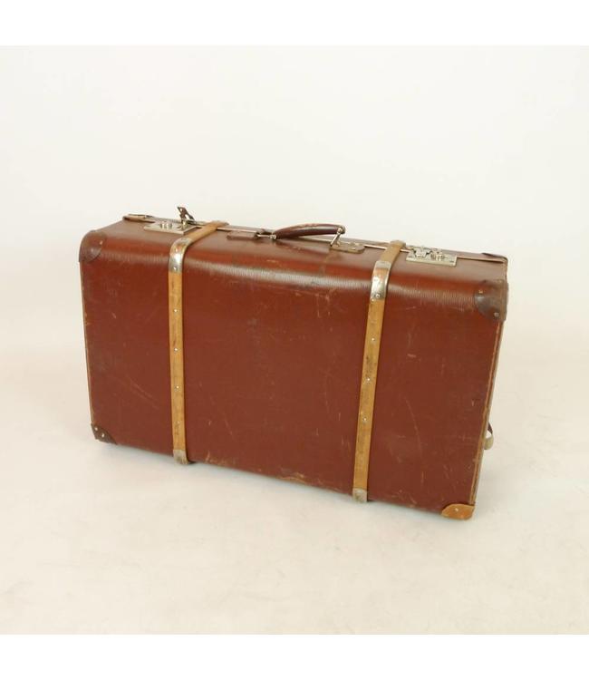 Vintage Vintage Suitcase Swedish