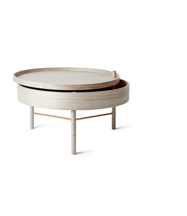 Menu Turning Table | Oak