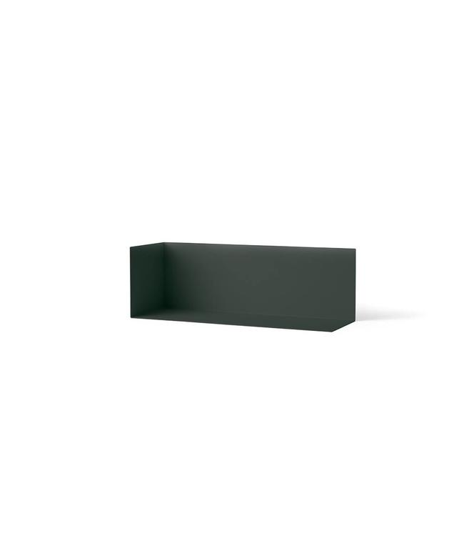 Menu Corner Divider | Medium | Dark Green