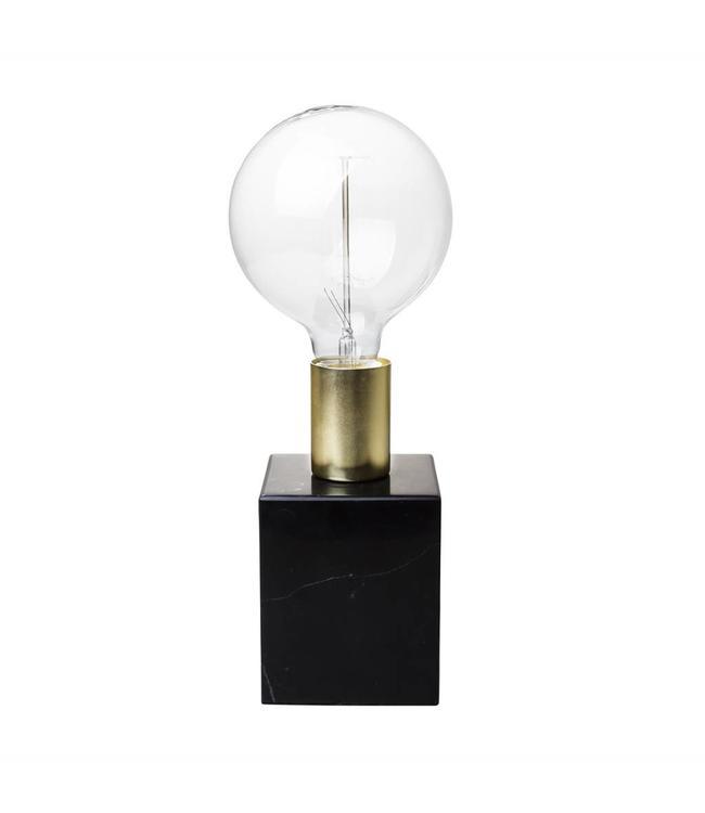 By Rydéns Table lamp Marmori | Black