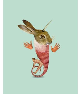 Print | Jeroen Bosch | Rabbit