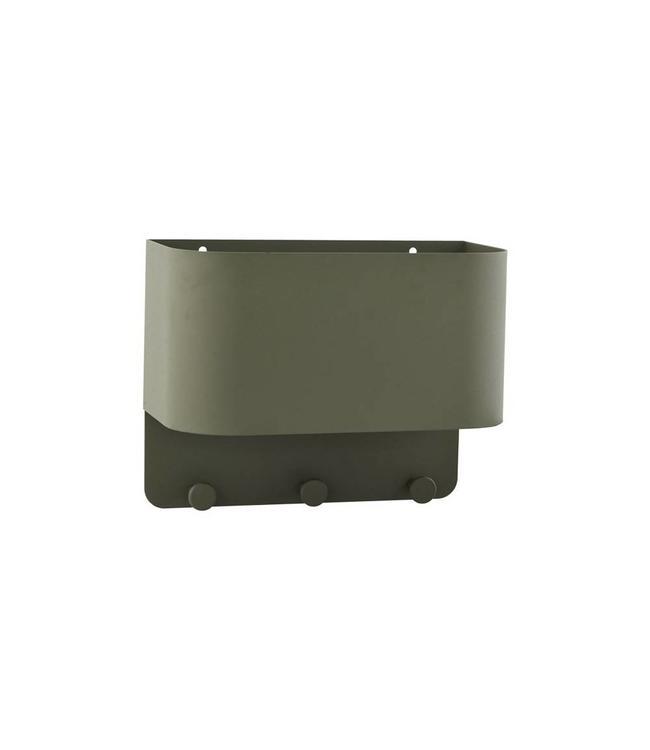 House Doctor Wall Pocket | Pocket | Army