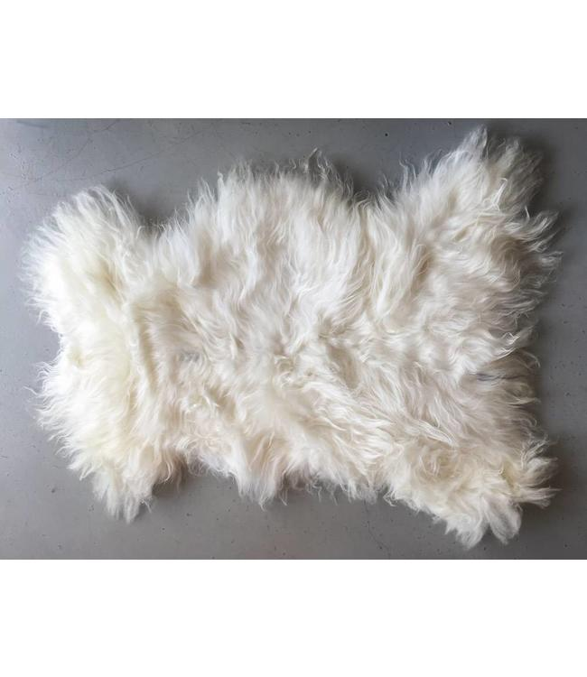 Lambskin white | long hair