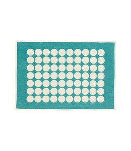 Pappelina Fia Blanket | Turquoise