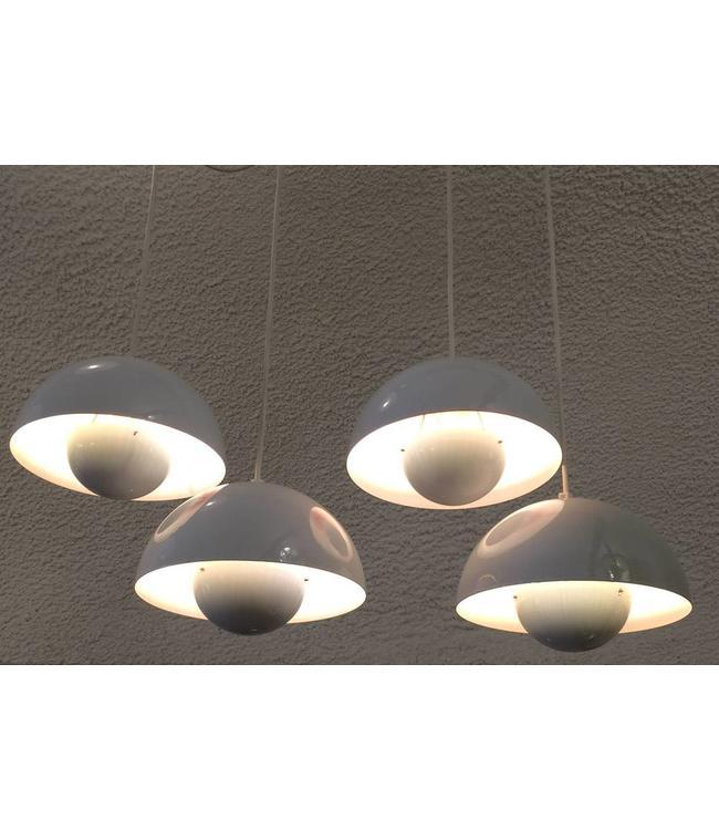 Vintage Pendant lamp | Verner Panton | flowerpot