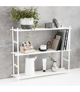 House Doctor Shelf Simple White