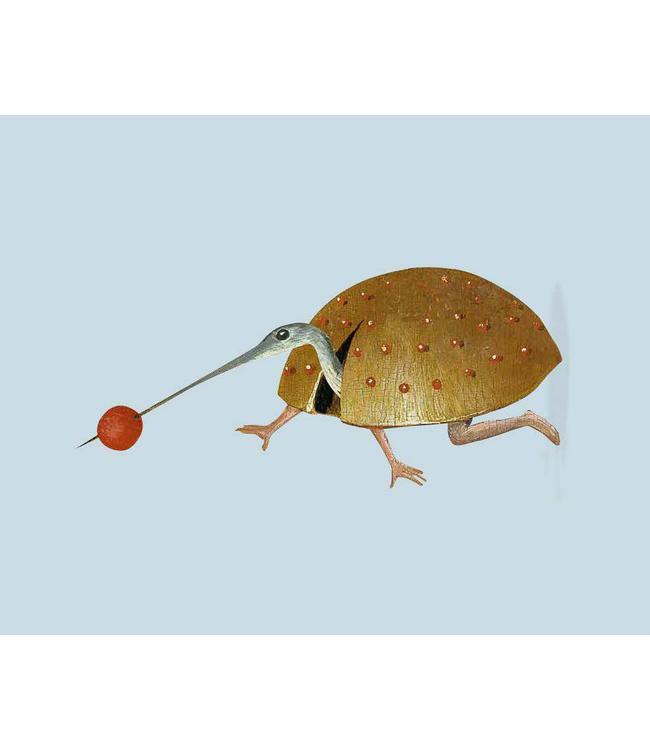 Print | Jeroen Bosch | Beetle