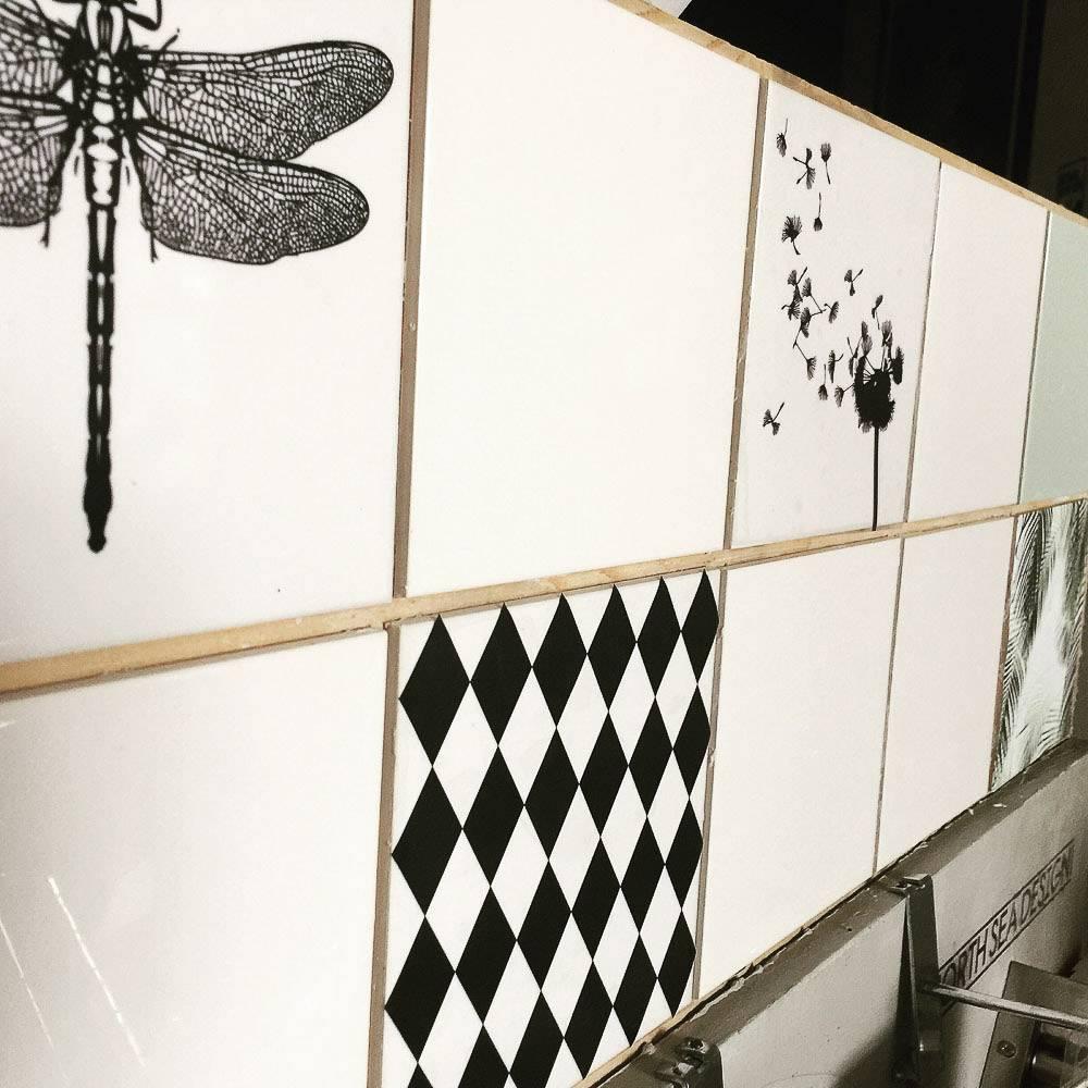 Alle tegelstickers van Tile Junkie shop je bij North Sea Design ...
