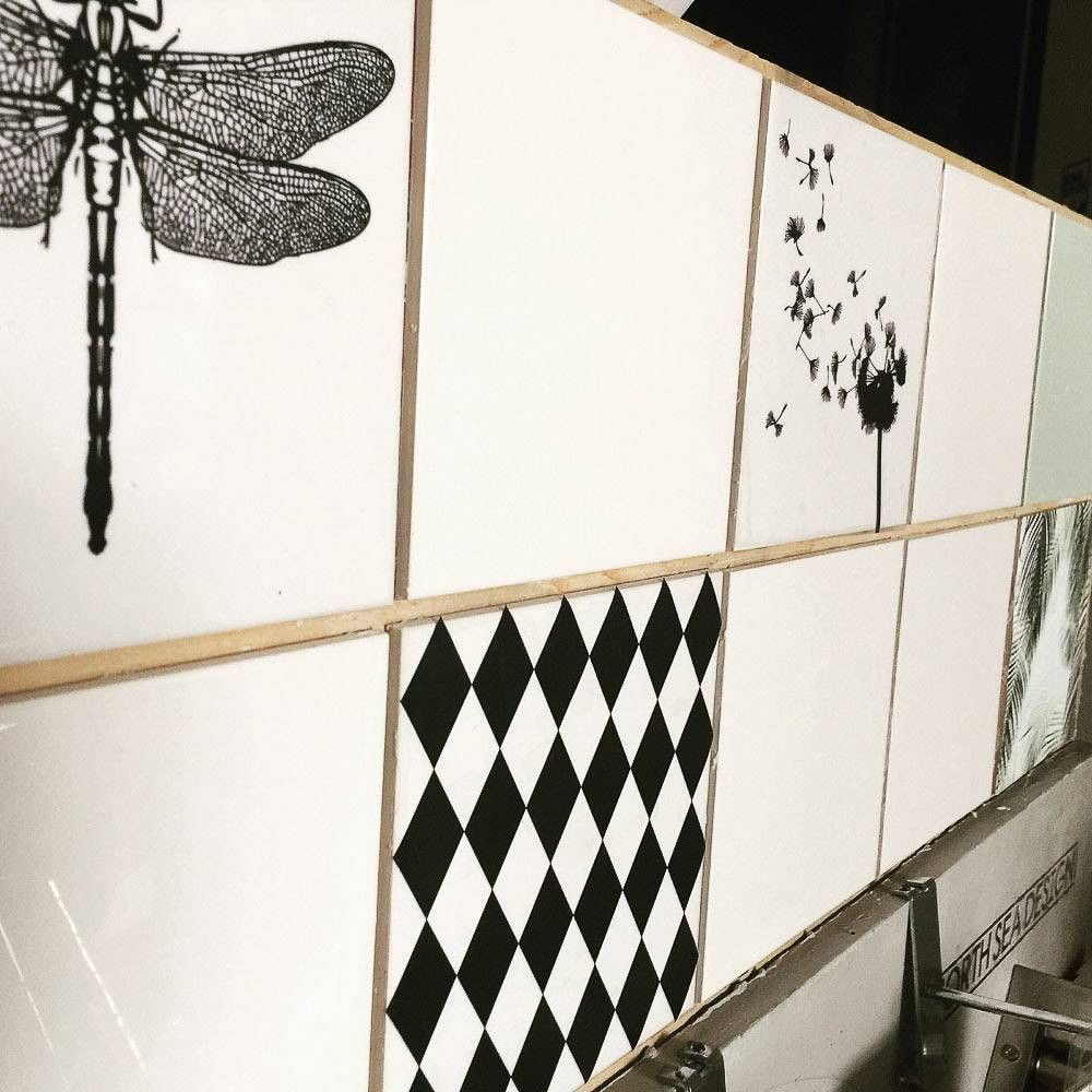 Shop all tile stickers by Tile Junkie Denmark at North Sea Design ...