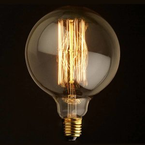 a decorative lamp or filament lamp has a long filament in the light bulb in a special form through which light gets an extra nice look - Decorative Light Bulbs
