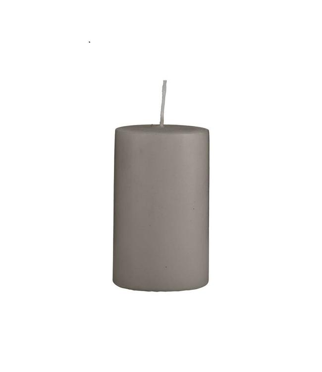 House Doctor Candle grey/brown