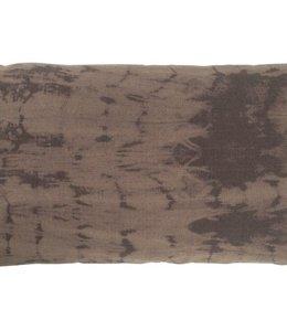 AAI Pillow Indochine Mornings | Plum 40x70 cm