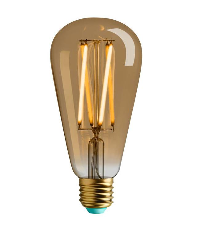 Plumen Watt Nott | Willis LED Lamp | GOLD