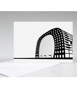 Wuudy Ansichtkaarten Rotterdam 5x