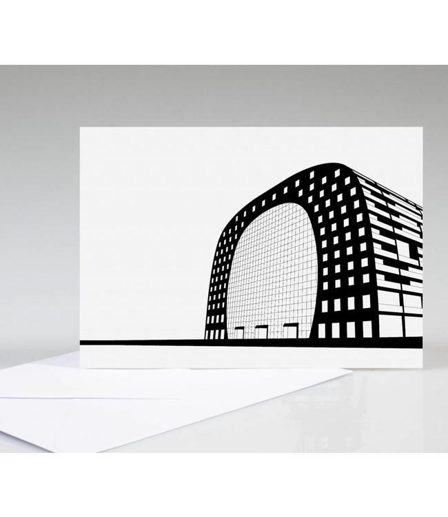Wuudy Postcards Rotterdam Architecture
