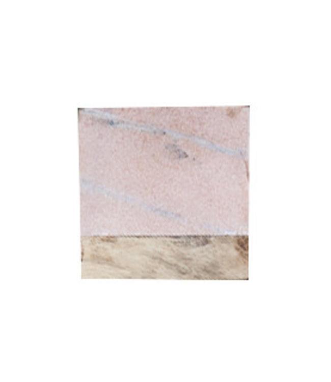 Dassie Artisan Markana Coasters Pink Marble