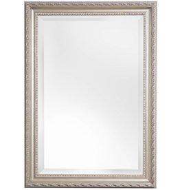 Pizzo - Italienischer Spiegel mit silbernen Rahmen