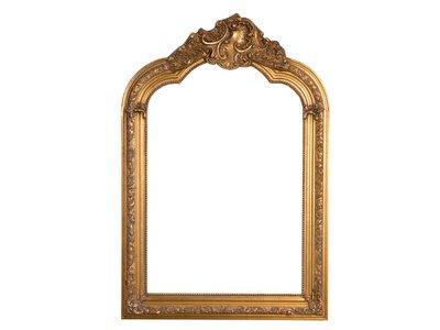 Paris - Gold (mit Spiegel)