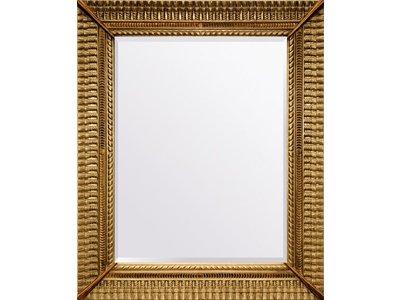 Malaga - goldener Barockspiegel