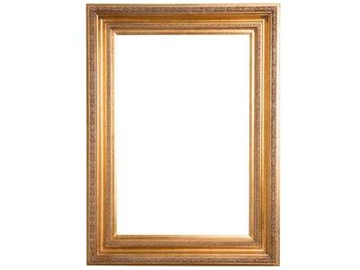 Valence - goldener Rahmen mit Ornament