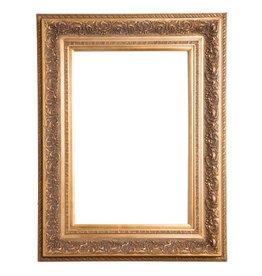 Genova - goldener Barock-Rahmen