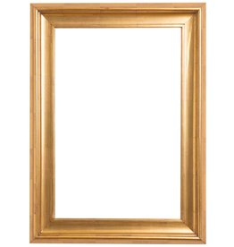 Foggia - Atmosphäre schaffender goldener Rahmen