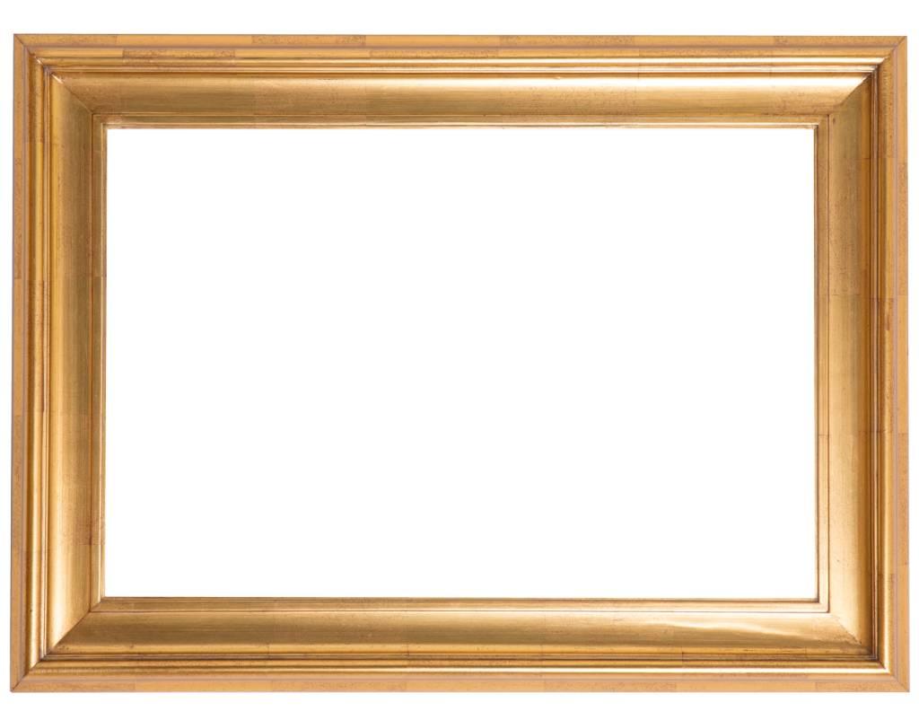 Foggia - schaffender Goldener Rahmen