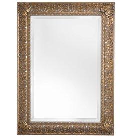 Marbella - Spiegel mit klassischem silbernem Rahmen
