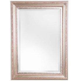 Montpellier - Atmosphäre schaffender Spiegel mit silbernem Rahmen