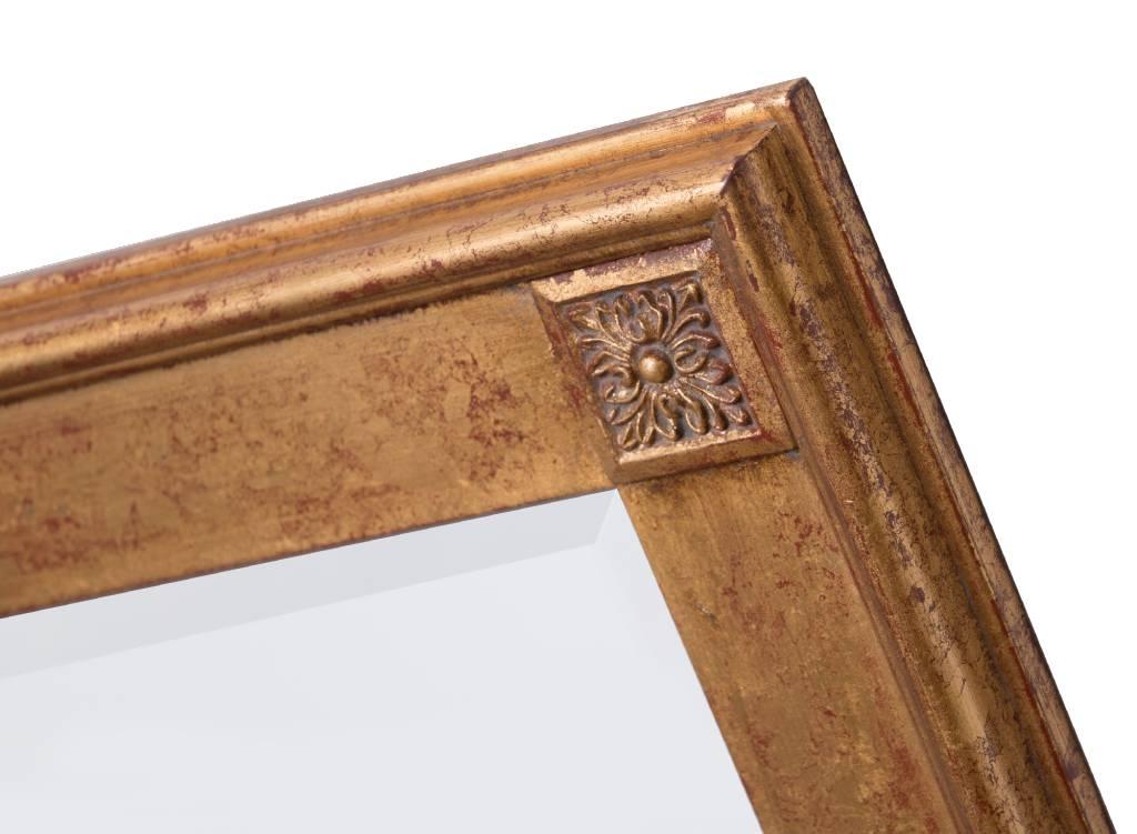 spiegel mit goldenem rahmen. Black Bedroom Furniture Sets. Home Design Ideas