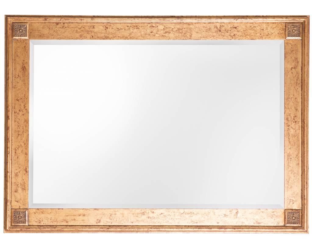 Palma - Spiegel mit einzigartigem Goldrahmen
