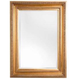 Valence - Spiegel mit goldenem Barock-Rahmen