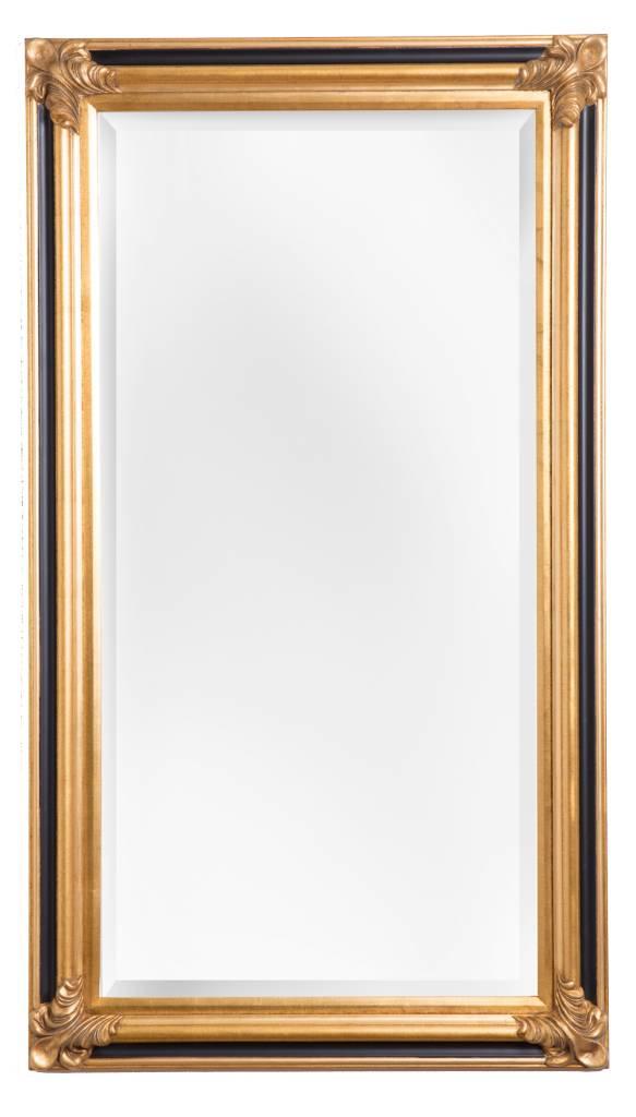 Valencia - Spiegel mit Goldrahmen - | KunstSpiegel.de