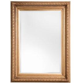 Vigo - Spiegel mit goldenem Barock-Rahmen