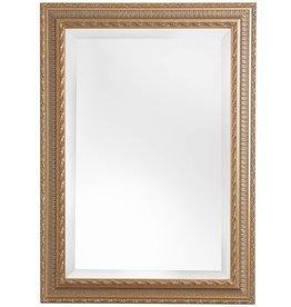 Nyons - Spiegel mit goldenem Barock-Rahmen mit Ornament