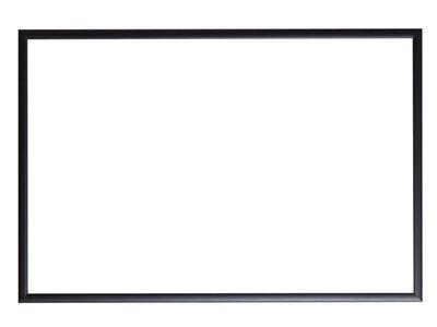 Levie preiswerter moderner schwarzer Rahmen