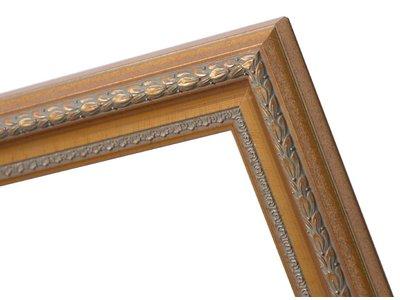 Naro - Italienischer goldener Rahmen