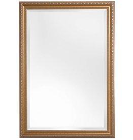 Naro - Spiegel mit Italienischem goldenem Barock-Rahmen
