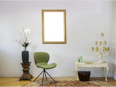 Palmi - klassischer goldener Rahmen