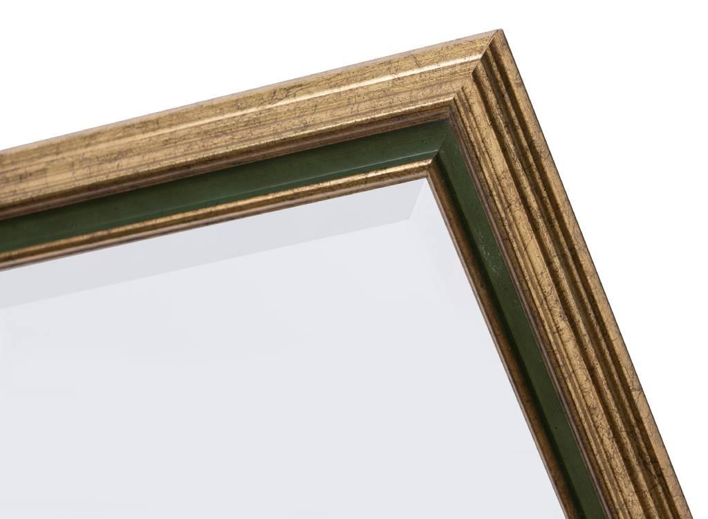 Pavia Spiegel mit klassischem Goldrahmen
