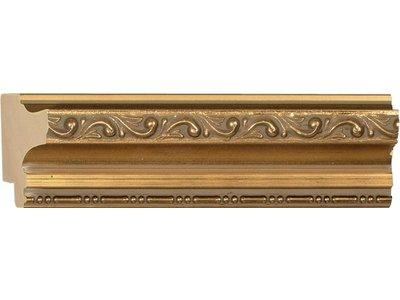 San Salvo - klassischer Goldrahmen