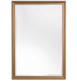 San Salvo - Spiegel mit klassischem goldenen Rahmen