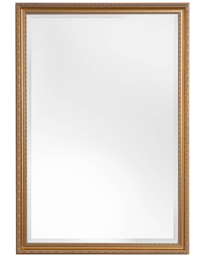 San Salvo-Spiegel mit klassischem Goldrahmen - | KunstSpiegel.de
