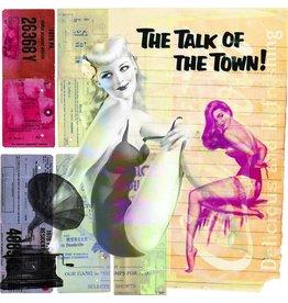 Talk of the Town - Kunstdruck - Iris van der Meer